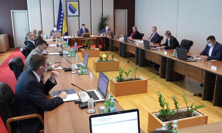 BiH CoM reaches an agreement on the allocation of IMF funds