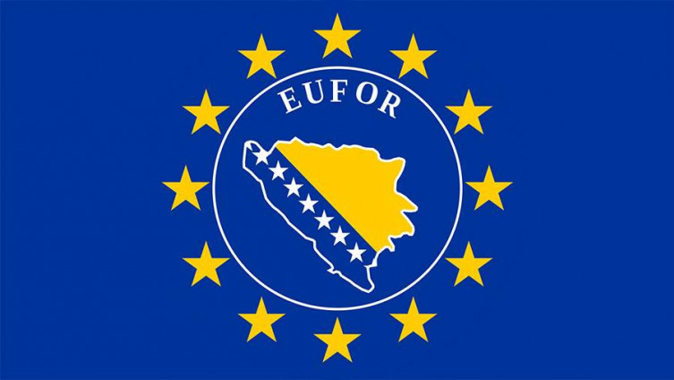 EUFOR thanks Radončić for friendly cooperation