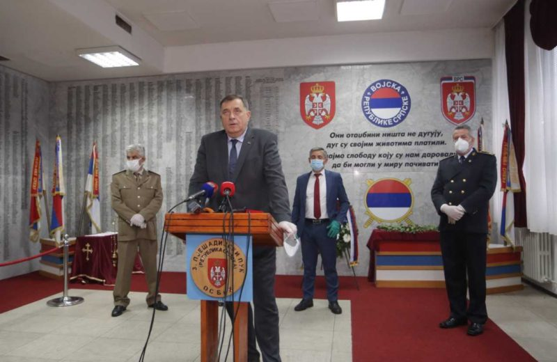 Dodik: It is important to try and find someone similar to Radončić