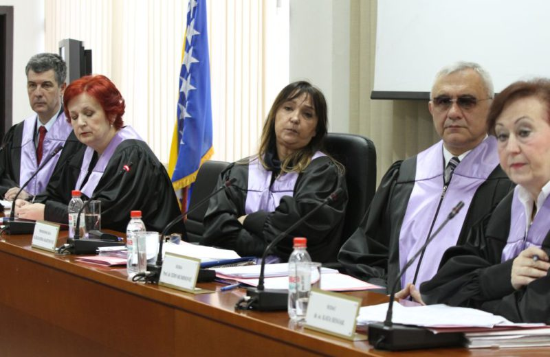 Appointment of Tuzla Canton Govt. in conflict with FBiH Constitution
