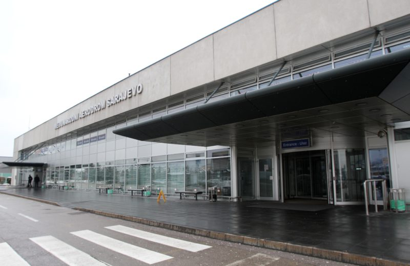 Commercial flights at Sarajevo International Airport resume again