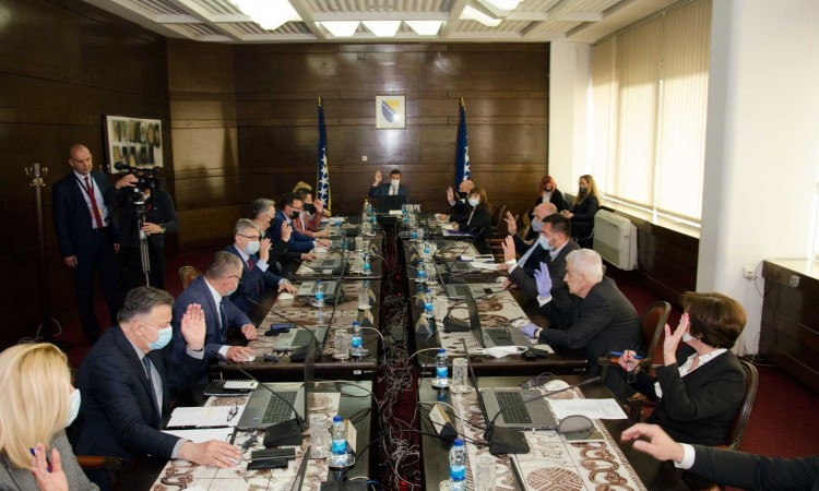 FBiH Government adopts Economic and Fiscal Policy Guidelines for 2021/2023