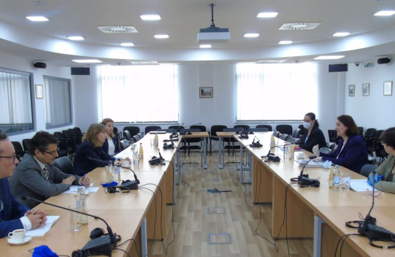 Kavalec: OSCE Mission continues to support the work of the Prosecutor's Office