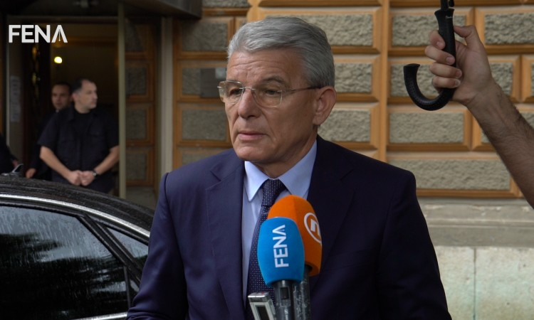 Džaferović: Council of Ministers should submit draft budget without delay