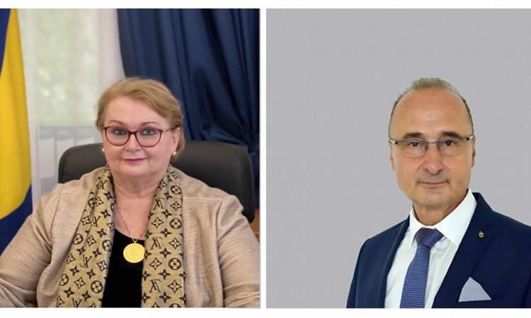 Turković – Grlić Radman: BiH CoM gives consent for voting of Croats in BiH