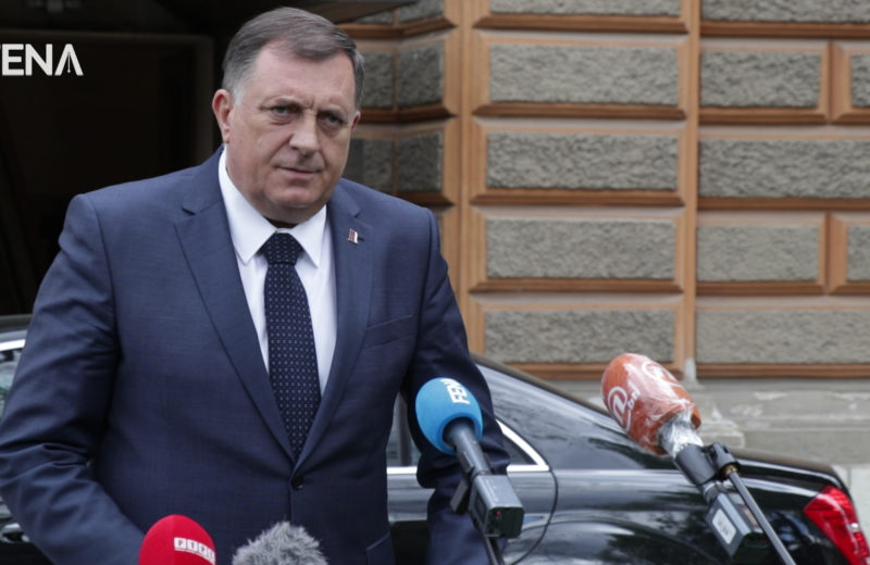 US President Trump extends sanctions, Dodik remains blacklisted