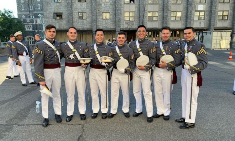 First cadet from Bosnia and Herzegovina graduates from West Point