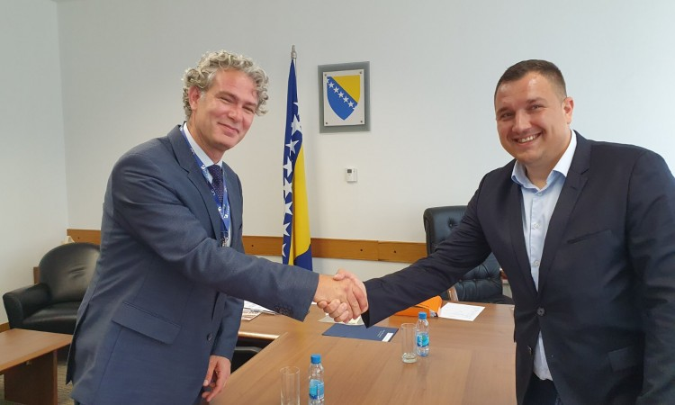 Minister Lučić: Resolve the issues of missing persons in BiH