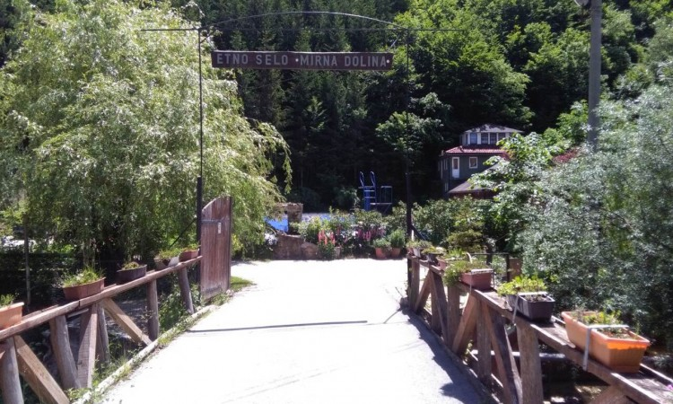 Ethno-village near Gornji Vakuf-Uskoplje is an unspoiled gem of nature