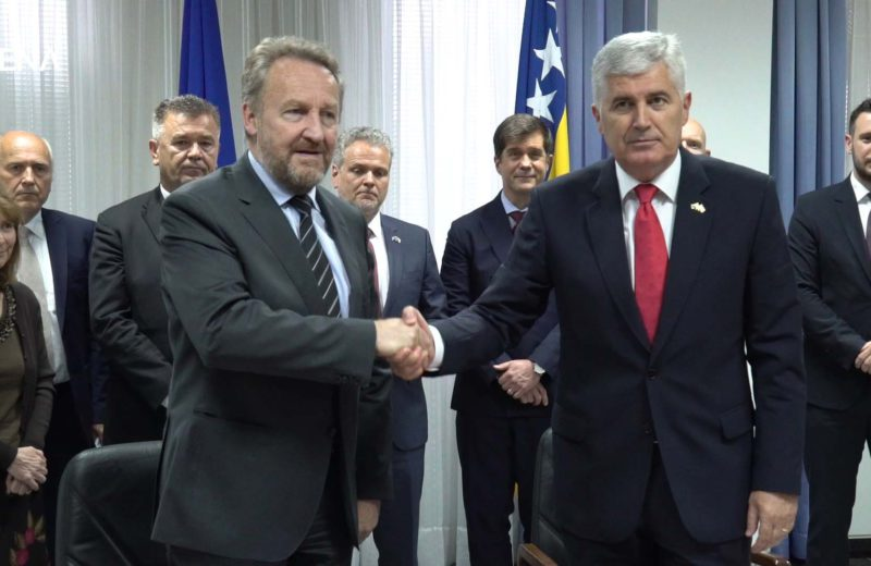 International community: Mostar agreement to be forwarded to Parliament ASAP