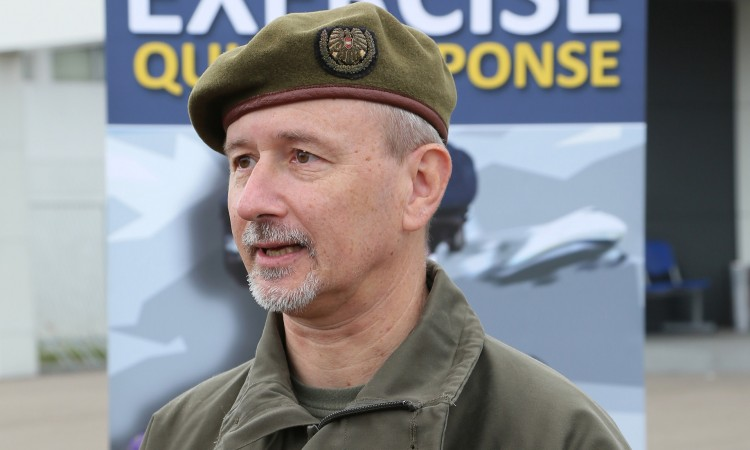 EUFOR Commander gives positive decision on Exercise Quick Response 2020
