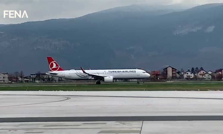 Five airlines have reestablished flights from Sarajevo so far