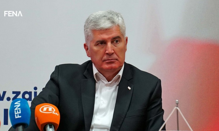 Čović: Changes to Mostar Statute necessitate support of other political options