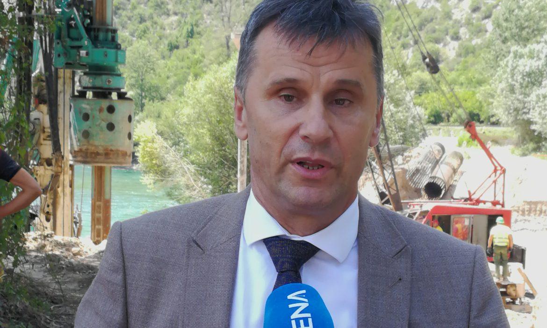 FBiH PM Fadil Novalić hospitalized at Podhrastovi Clinic