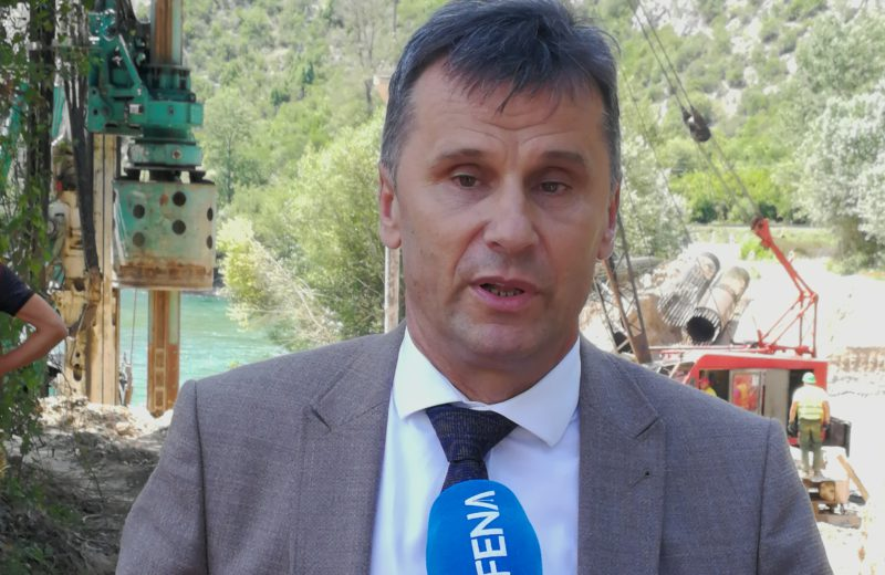 FBiH PM Fadil Novalić hospitalized at Podhrastovi Clinic