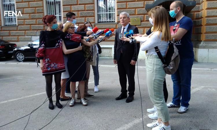Džaferović: One billion KM for BiH institutions and 800 million for obligations