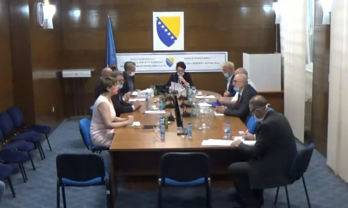BiH CEC elects Željko Bakalar as new president