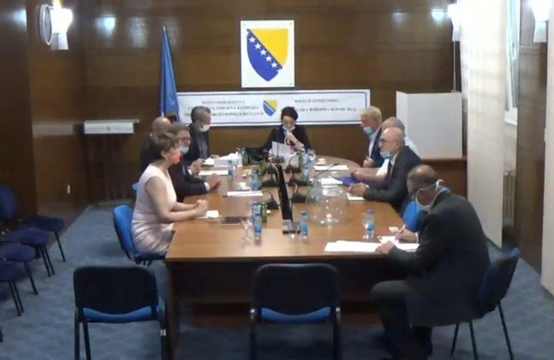BiH CEC elects Željko Bakalar as new president