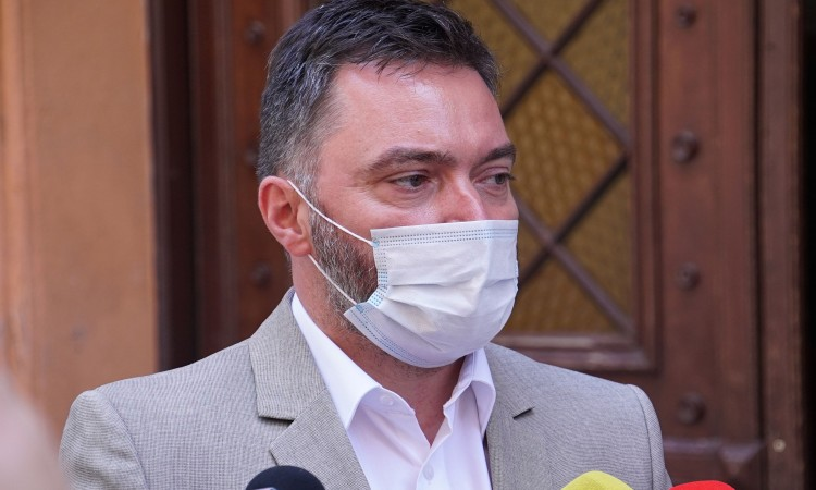 Košarac: Minister Turković's move is a classic obstruction of an important work