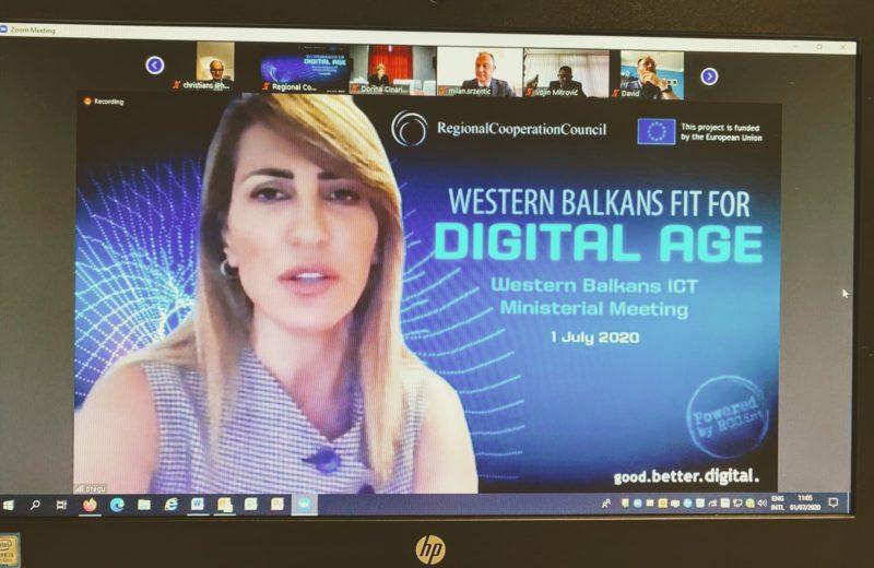 Bregu: Western Balkans six are heading to zero roaming tariffs next year