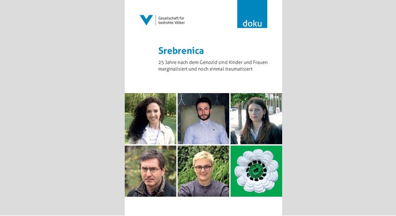 Survivors of the Srebrenica genocide remind the world of the lasting trauma