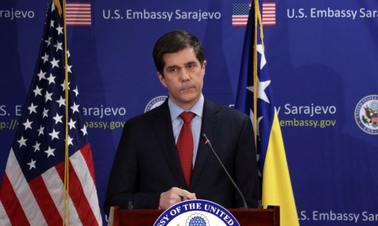 US Embassy in BiH marks 244th anniversary of US independence