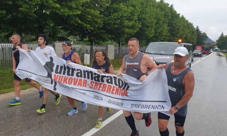 This year's Vukovar – Srebrenica Ultramarathon with a symbolic run starts July 6