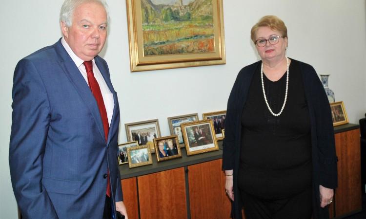Turković asks Ivantsov to clarify his statement on BiH's NATO path