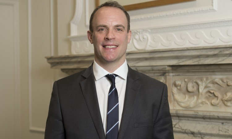 Raab: Heinous cruelty perpetrated against the innocent