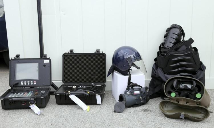 Croatian Ministry of Interior donates valuable equipment to BiH Border Police