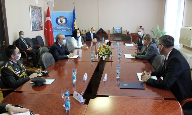 Podžić-Koc-Tatar: Turkey's support for BiH on its EU and NATO path