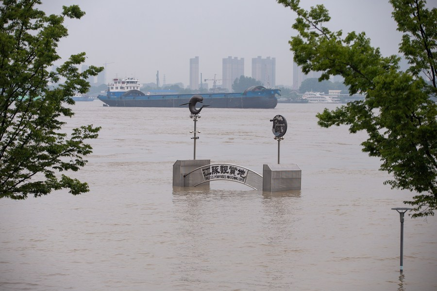 24 mln Chinese affected by floods in July