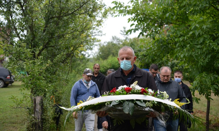 War veterans pay tribute to victims of war in Briševo and Zecovi near Prijedor