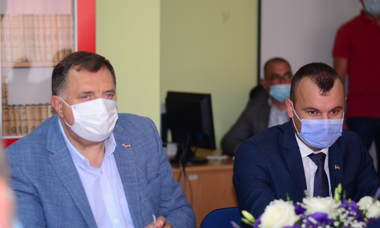 Grujičić gets support of the parties from RS as a candidate for Srebrenica mayor