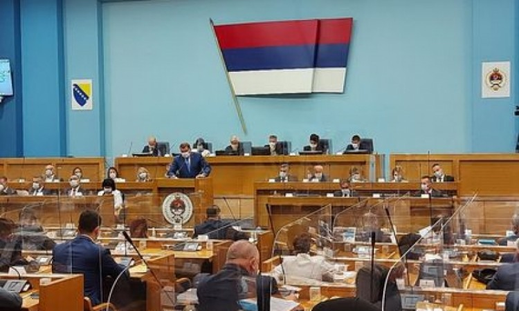 RS National Assembly supports Dodik's 'protection of vital entity interest'