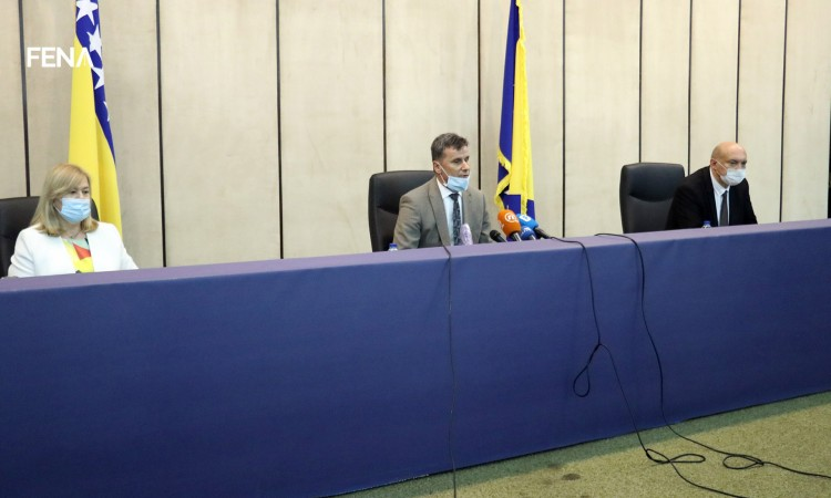 Novalić: FBiH Govt. will allocate the IMF funds to cantons and municipalities