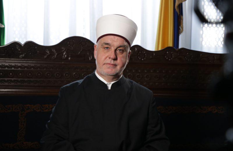 Eid message of Rais-l-ulama Husein effendi Kavazović