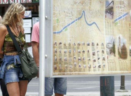 Nearly 14 thousand tourists in FBiH in June, 89.3 percent less than last year