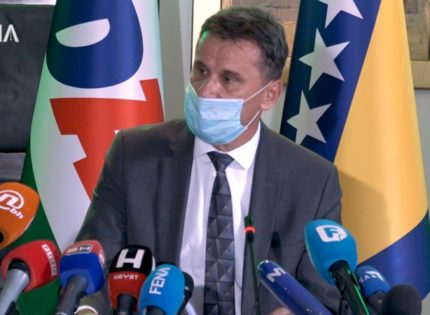 Novalić: We will no longer be imposing restrictive measures such as curfews
