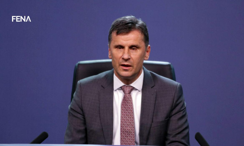 Novalić: All hospitals will open isolation wards