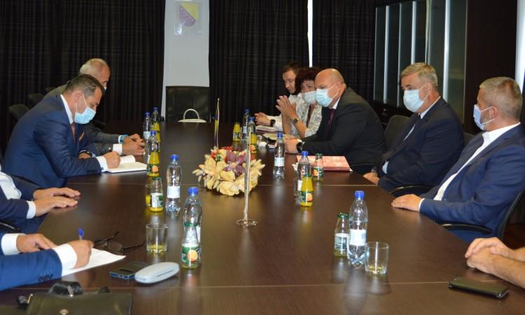 Cikotić: We are preparing more efficient plan for managing migrant crisis in BiH