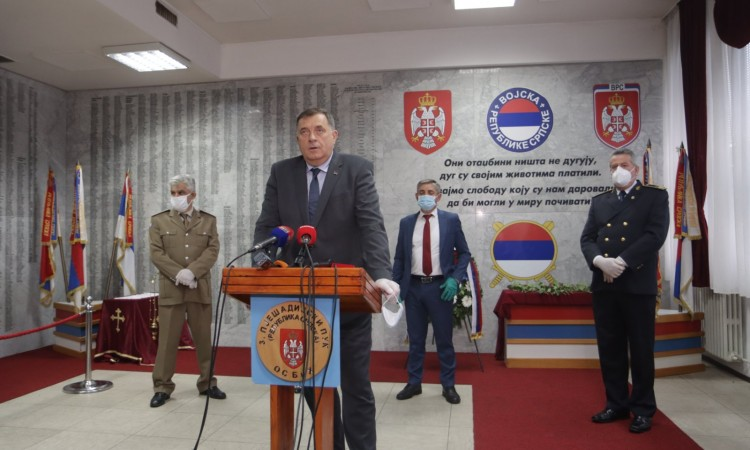 Dodik – New package to support economy next month