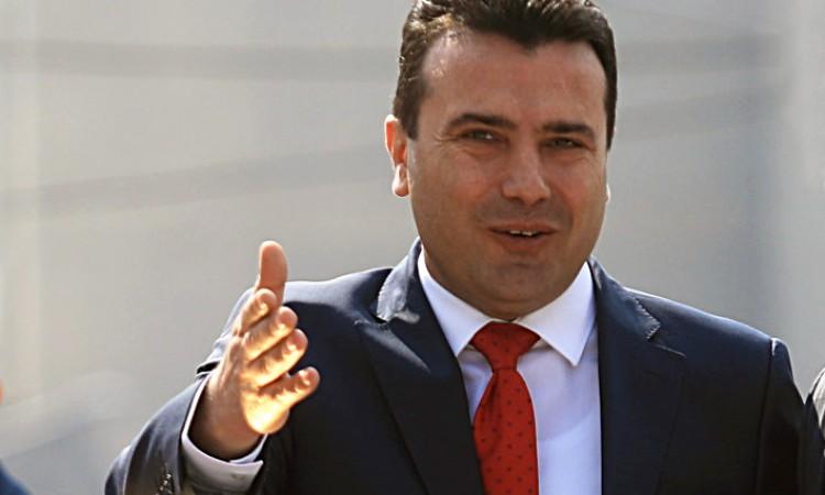 PM Boyko Borissov congratulates counterpart Zoran Zaev on his reelection in North Macedonia
