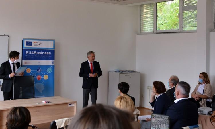 'Sarajevo Center for Excellence in Entrepreneurship' opens today