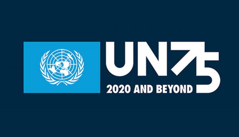 UN 75th Anniversary – It's time to talk about a better future