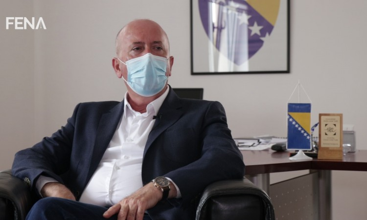 Jusufović: We will have enough tests for patients with medical indications
