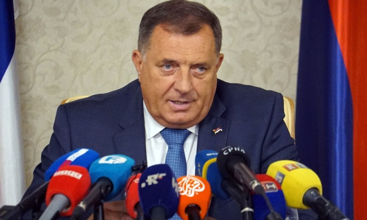 Dodik: There will be no commission for NATO integration