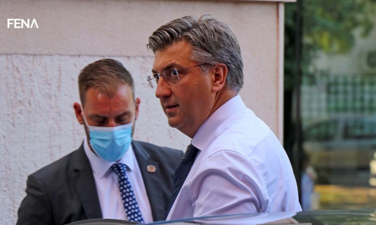 Plenković in Mostar: Croatia will support BiH on its EU path