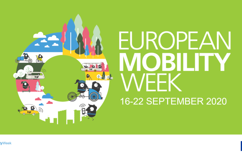 European Mobility Week 2020 – 'Zero-emission mobility for all'