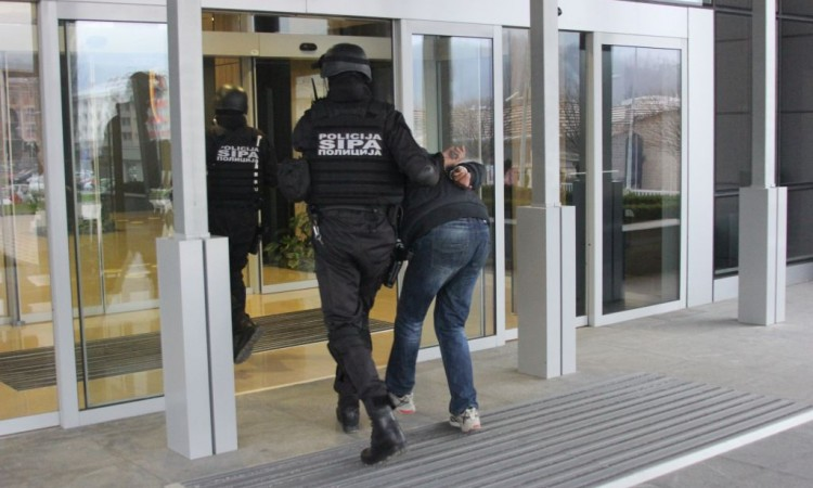 Nine suspects arrested in Sokolac for war crimes against Bosniak civilians